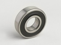 Ball bearing -62/22 2RS (both sides sealed)- (22x50x14mm) - rear wheel shaft Aprilia/Suzuki (Morini)