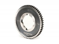 1st gear cog -BGM PRO, P-range (-1984)- Vespa PX200 (-1984), Rally180/200 - long 1st gear cog for PX125-150 (1982-1984) - 57 teeth