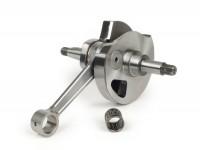 Crankshaft -BGM Pro Touring (rotary valve) 57mm stroke, 105mm conrod- Vespa PX125, PX150
