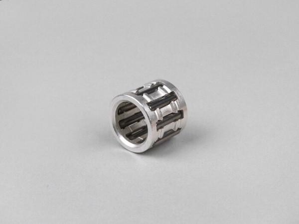 Pleuellager -ITALKIT (12x17x15mm)- Piaggio 50 ccm, Vespa 50 ccm - Silbernkäfig