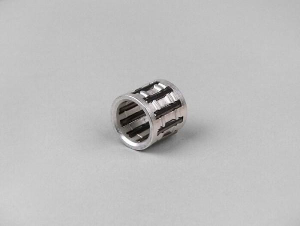 Pleuellager -ITALKIT (12x16x15mm)- CPI 50 ccm (Euro 2), Peugeot 50 ccm (horizontaler Zylinder) - Silbernkäfig
