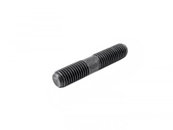 Perno de sujeción -M7x36mm- 17-6-13mm (para dispositivo de fijación carburador Vespa PX, Rally180 (VSD1T), Rally200 (VSE1T), Sprint150 (VLB1T), TS125 (VNL3T), GT125 (VNL2T), GTR125 (VNL2T), GL150 (VLA1T)