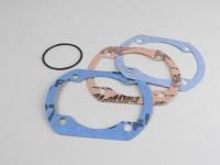 Cylinder gasket set -PARMAKIT 130cc SP09- Vespa PV125, ET3 125, PK125