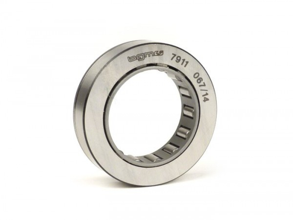 Roller bearing (28,2x44,6x10mm)  -BGM PRO- (used for drive shaft, gear selector box side Vespa GS160 / GS4 (VSB1T), SS180 (VSC1T))
