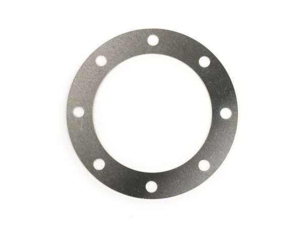 Junta distanciadora culata para cilindro -QUATTRINI M200- Vespa V50, PV125, ET3, PK50, PK80, PK125 - 1.0mm