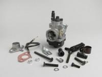 Kit Carburatore -MALOSSI 19mm Dellorto PHBG AS- Honda 50 ccm 2 tempi - AM=23mm - HONDA BALI50 , DIO, LEAD50 , SFX, SGX SKY, SH50 , SH50 96, SHADOW50 , SXR, VISION, VISION MetIn, X8RS, X8RX