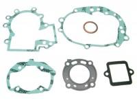Jeu joints pour moteur -101 OCTANE- Peugeot LC (cylindre horizontal, type de cilindre rond, 2013-) - Jetforce 50 C-Tech, Ludix 50 LC Blaster
