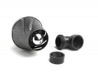 Air filter -HELIX- CS= 28-35mm - matt new carbon