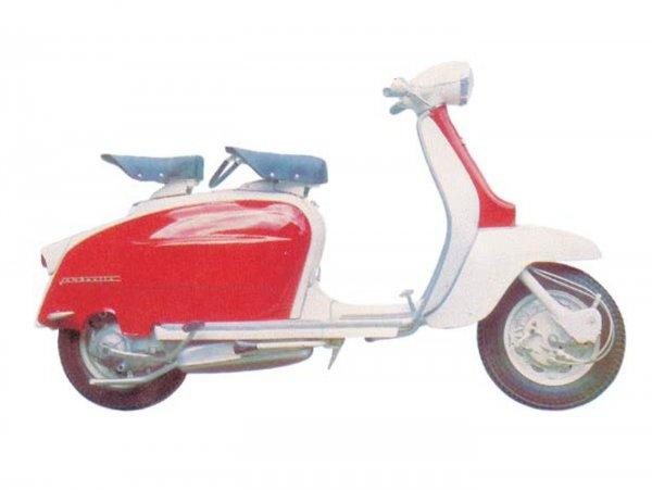 Lambretta (Innocenti) LI 150 (Serie 3)