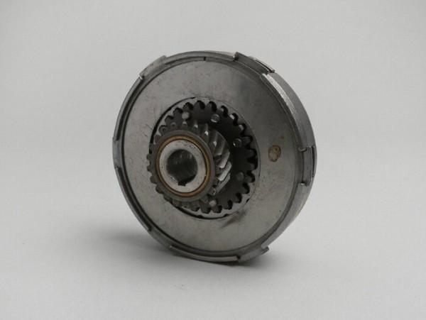 Kupplung -VESPA Typ 6-Federn (Ø108mm, PX80, PX125, PX150)- 4-Scheiben - 21 Zähne