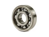 Cuscinetto a sfere -6303 C3- (17x47x14mm) - (usato per albero motore lato frizione Vespa V50, V90, PV125, ET3, PK S, PK XL, Lambretta Lui, J)