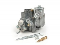 Carburettor -BGM PRO Faster Flow Dellorto / SPACO SI26/26E- Vespa PX200 (type without autolube)