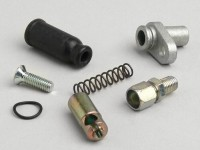 Kit adaptateurs starter à câble -DELLORTO- PHBH, PHBL, VHSA, VHSB