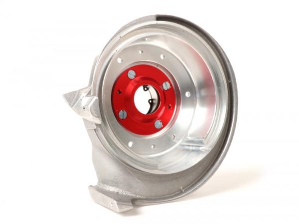Carcasa de ventilador -GRANTURISMO GT Intercontinental- Lambretta LI (serie 2, serie 3), LIS, SX, TV (serie 2, serie 3), DL, GP