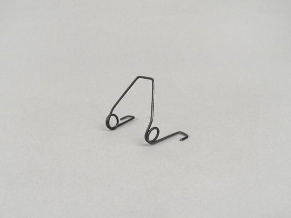 Clip soporte faro/cerquillo -CASA LAMBRETTA tipo Carello- Lambretta LIS, SX, TV (serie 3)