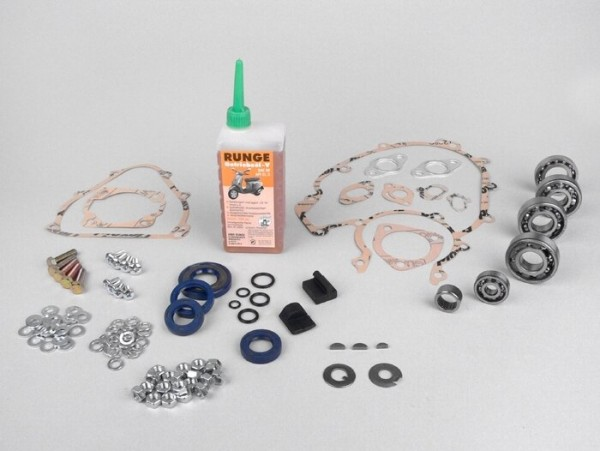 Engine repair kit -OEM QUALITY- Vespa V50, V90, PV125, ET3