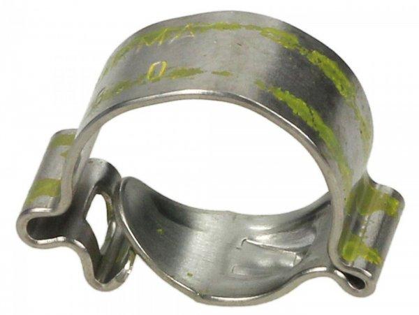 Abrazadera de manguera Ø=8.0mm (abrazadera de una sola oreja) -PIAGGIO-