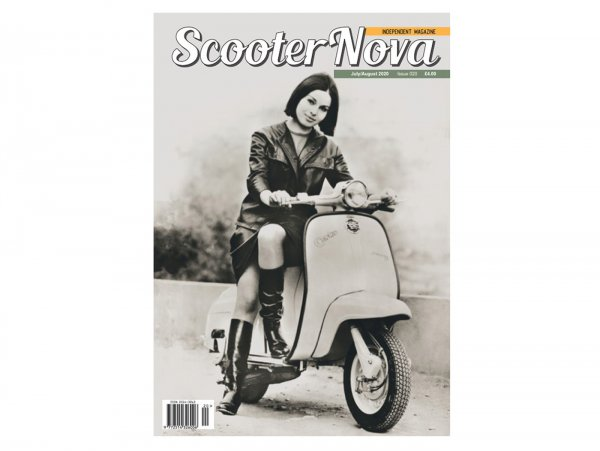 Revista Scooter Nova - (#020) - julio/agosto 2020
