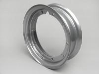 Wheel rim -OEM QUALITY 2.50-10 inch, steel - Vespa (type Cosa/SKR) - grey