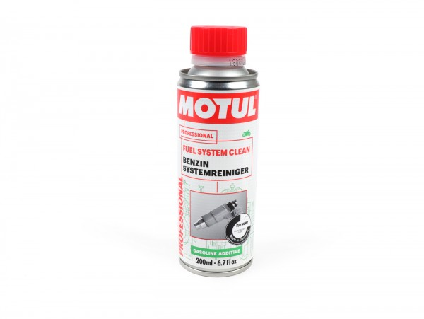 Fuel system cleaner -MOTUL- 200ml