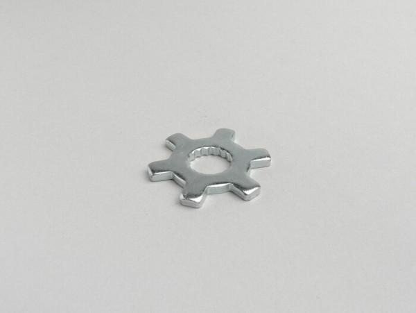 Star washer -OEM QUALITY- Minarelli 50 cc (type MA, MY, CW, CA, CY)