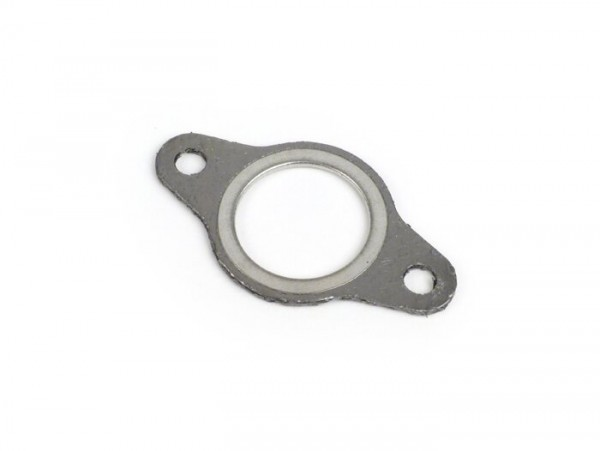 Exhaust manifold/cylinder gasket -PIAGGIO, M6 bolt pitch 52mm- Vespa 50 automatic (V5P2T), PK50 S automatic (VA51T), PK50 XL automatic (VA51T), PK50 XL2 automatic (VA52T)