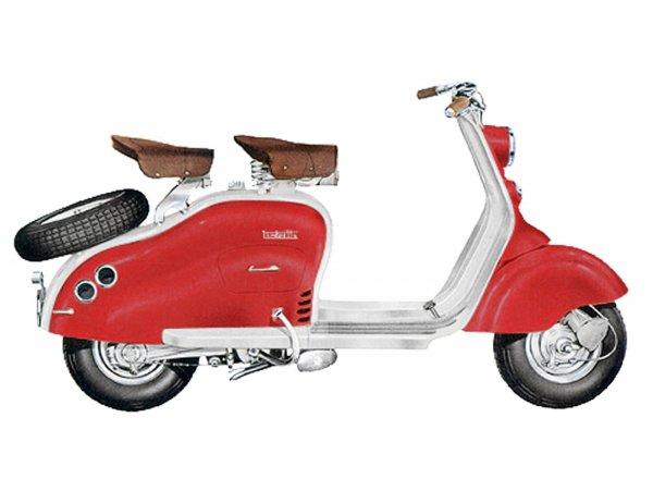Lambretta (Eibar) LD 150