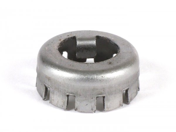 Cluch nut tab washer -PIAGGIO- all Vespa Largeframe models (-1995) - clutch nut