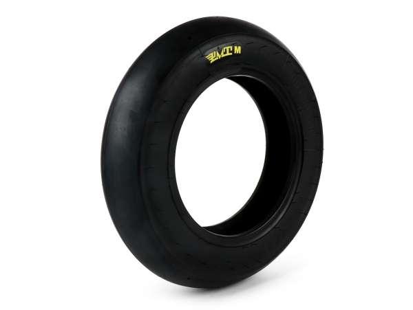Reifen -PMT Slick- 90/90 - 10 Zoll - (medium)
