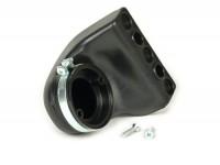 Scatola filtro aria (senza filtro) -POLINI- Vespa V50, PV125, PK50, PK80, PK125 (Dellorto SHBC19, SHBC20)