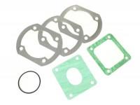 Jeu joints de cylindre -PINASCO Zuera SS/SRV- Vespa 135cc - 57,5mm - Vespa V50, PV125, ET3, PK50, PK80, PK125