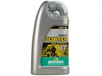 Oil -MOTOREX Scooter 4T- 4-stroke SAE 10W-40 synthetic - 1000ml