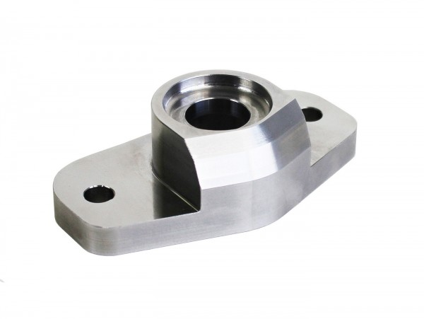 Stoßdämpferadapter vorne -SCOOTER & SERVICE für BGM PRO Sport/Competition - Vespa PX (-15mm) - verwendet zur Gabeltieferlegung