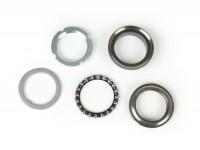 Steering set -PIAGGIO- Piaggio, Gilera- Piaggio, Gilera - upper complete (5 parts)