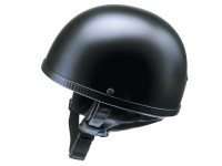 Helmet -RB-500- black matt - L (59-60cm)