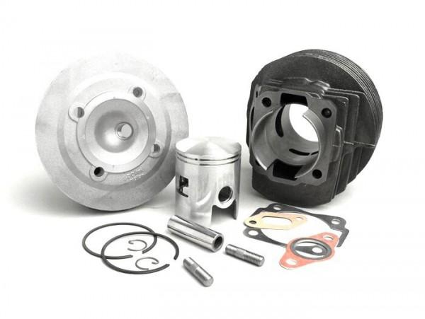Cilindro -POLINI fundición gris 133 ccm- Vespa PV125, ET3 125, PK125