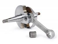 Crankshaft -POLINI Racing (rotary valve) 60mm stroke- Vespa PX200, Cosa 200