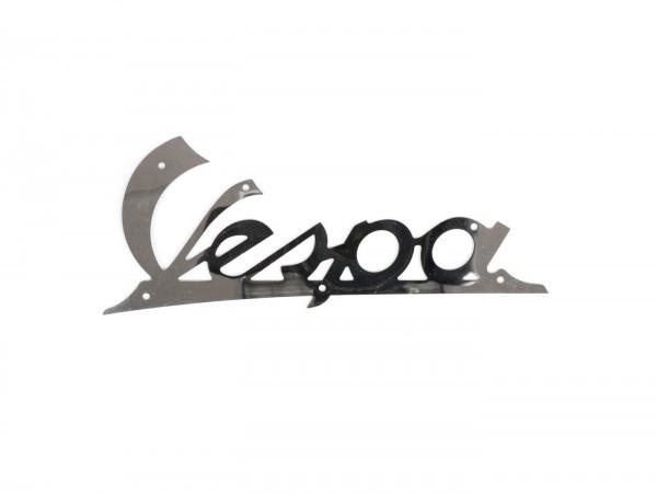 Schriftzug Beinschild -OEM QUALITÄT- Vespa - Vespa (Bj. 1946-54) - Chrom