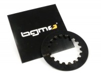 Clutch steel plate -BGM PRO Cosa2- Vespa Cosa2, PX (1995-), position 3+4, without groove - 1.5mm - (discs needed: 2 pcs)
