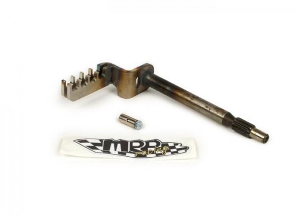 Clutch operating arm -MRP 4x- Vespa PK50 XL2. PK50 HP (V5N2T), 50 (V5N1T)
