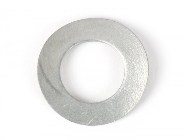 Rondella elastica ondulata -DIN 137 acciaio, zincato- M12 (uso per rondella frizione Cosa2, rondella volano Lambretta DL/GP)