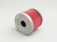 Ölfilter -MALOSSI Red Chilli- Suzuki 125-150 ccm LC