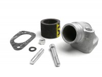 Intake manifold -EVERGREEN Mugello- Lambretta 125-225cc- CS=30mm