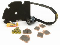 Kit revisione -SCEED 42- Piaggio MP3 125cc (ZAPM473, ZAPM651)