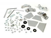 Fitting kit for flyscreen-AMS CUPPINI Bubble- Lambretta LI (series 3)
