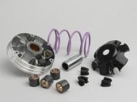 Variatore -MALOSSI Multivar 2000- Piaggio 100 ccm 4 tempi HiPer-4