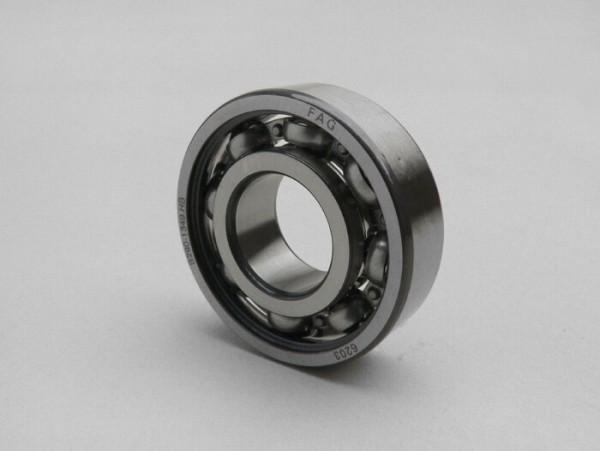 Kugellager -6203- (17x40x12mm) - (verwendet für Kurbelwelle Lambretta A, B, C, LC)