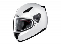 Helmet -NOLAN, N60-5 Special- full face helmet, pure white - XL (61-62cm)