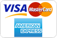 Kreditkarte Visa & Mastercard