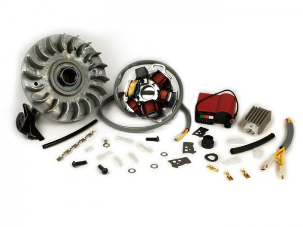 Ignition -BGM PRO HP V4.0 AC- Lambretta LI, SX, TV - CDI bgm Pro